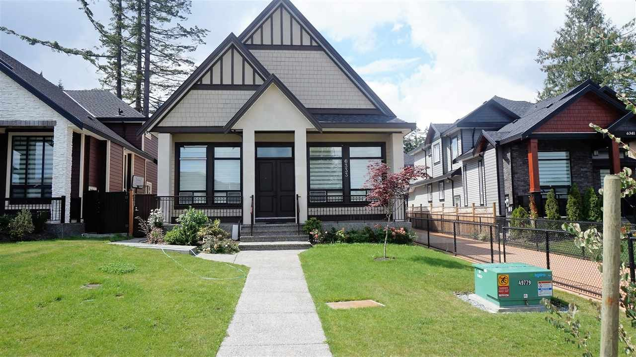 Main Photo: 6333 128A Street in Surrey: Panorama Ridge House for sale : MLS®# R2141263