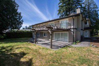 Photo 20: 4604 CAULFEILD Drive in West Vancouver: Caulfeild House for sale : MLS®# R2036761