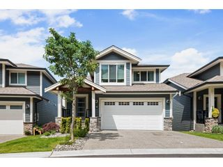 """Photo 1: 37 50634 LEDGESTONE Place in Chilliwack: Eastern Hillsides House for sale in """"The Cliffs"""" : MLS®# R2593109"""
