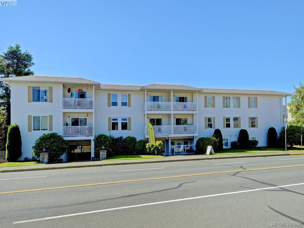 Main Photo: 208 1351 Esquimalt Rd in VICTORIA: Es Saxe Point Condo for sale (Esquimalt)  : MLS®# 793375