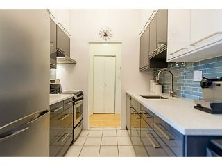 """Photo 8: 214 1345 W 15TH Avenue in Vancouver: Fairview VW Condo for sale in """"SUNRISE WEST"""" (Vancouver West)  : MLS®# V1118182"""