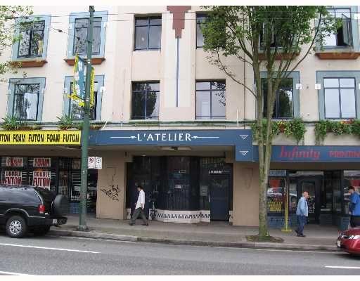 "Main Photo: 216 2556 E HASTINGS Street in Vancouver: Renfrew VE Condo for sale in ""L'ATALIER"" (Vancouver East)  : MLS®# V652560"