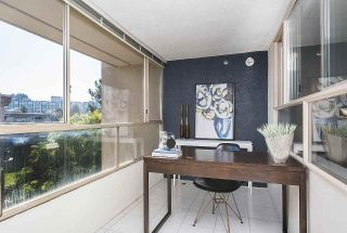"Photo 18: 406 1859 SPYGLASS Place in Vancouver: False Creek Condo for sale in ""San Remo"" (Vancouver West)  : MLS®# R2211824"