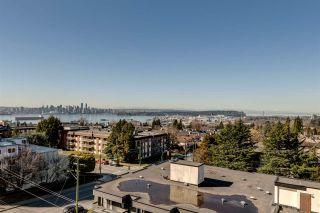 """Photo 20: 607 150 W 15TH Street in North Vancouver: Central Lonsdale Condo for sale in """"15 West"""" : MLS®# R2521497"""