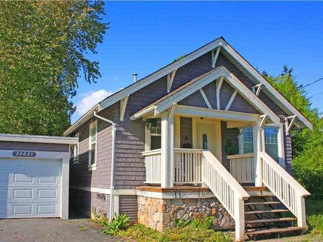 Main Photo: 20631 Battle Avenue in Maple Ridge: Southwest Maple Ridge House for sale