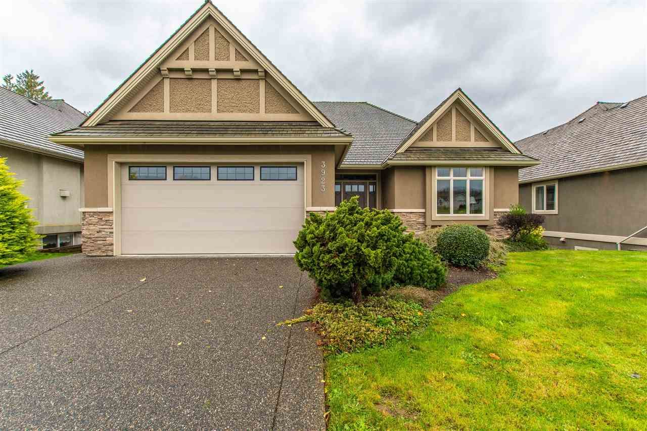 """Main Photo: 3923 COACHSTONE Way in Abbotsford: Abbotsford East House for sale in """"CREEKSTONE ON THE PARK"""" : MLS®# R2418602"""