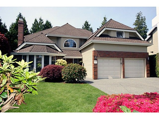 "Main Photo: 1214 PACIFIC Drive in Tsawwassen: English Bluff House for sale in ""STAHAKEN"" : MLS®# V1064599"