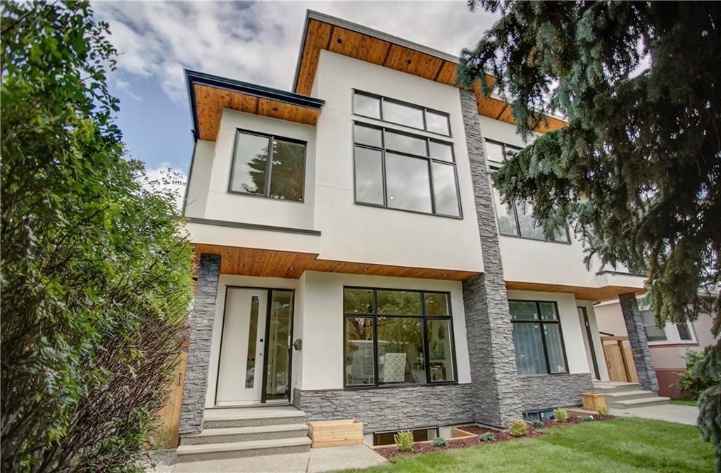 Main Photo: 3012 26a Street SW in Calgary: Killarney/Glengarry Semi Detached for sale : MLS®# C4268041