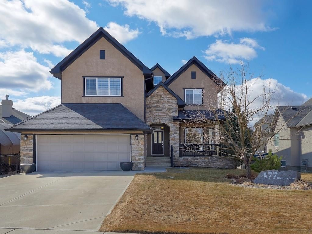 Main Photo: 77 DISCOVERY Drive SW in Calgary: Discovery Ridge Detached for sale : MLS®# C4243745