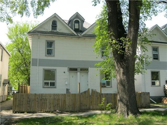 Main Photo: 524 Aberdeen Avenue in Winnipeg: North End Residential for sale (4A)  : MLS®# 202111299