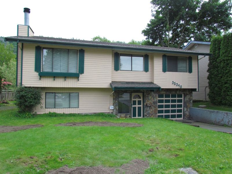 Main Photo: 35348 WELLS GRAY AV in ABBOTSFORD: Abbotsford East House for rent (Abbotsford)