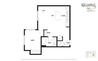 Photo 9: 510 13728 108 Avenue in Surrey: Condo for sale : MLS®# R2338627
