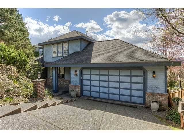 Main Photo: 42 Ravine Drive in Port Moody: Heritage Mountain House for sale : MLS®# V1057723