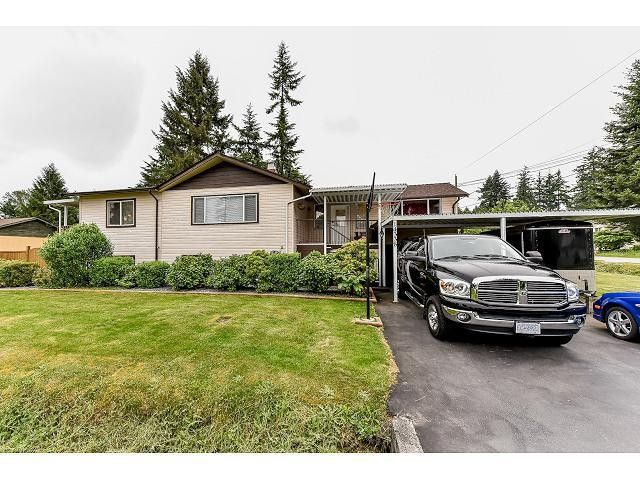 Main Photo: 14338 KINDERSLEY Drive in Surrey: Bolivar Heights House for sale (North Surrey)  : MLS®# F1442118