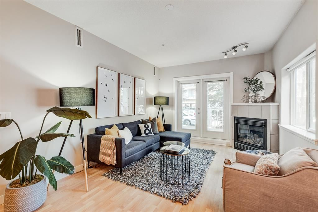Photo 9: Photos: 102 509 21 Avenue SW in Calgary: Cliff Bungalow Apartment for sale : MLS®# A1100850