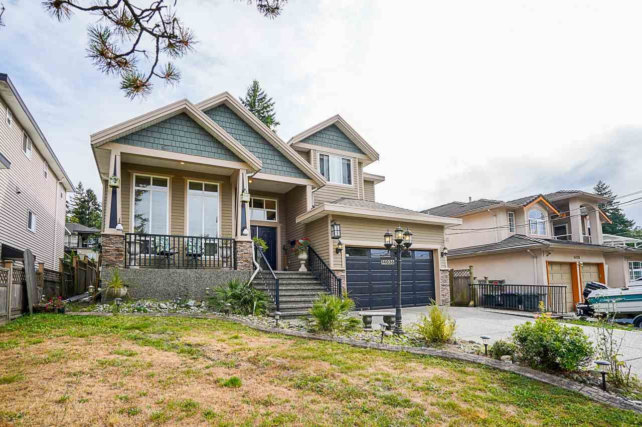 Main Photo: 14036 114 AVENUE in Surrey: Bolivar Heights House for sale (North Surrey)  : MLS®# R2489783