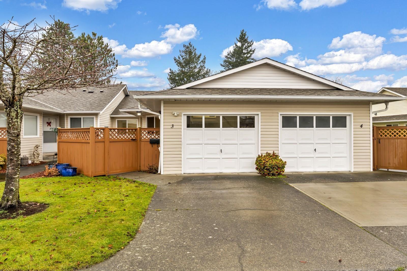Main Photo: 3 4125 Interurban Rd in : SW Northridge Row/Townhouse for sale (Saanich West)  : MLS®# 861299