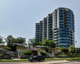 Photo 1: 410 33 Ellen Street in Barrie: City Centre Condo for sale : MLS®# S5302188