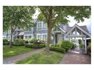 """Photo 1: 109 209 E 6TH Street in North Vancouver: Lower Lonsdale Townhouse for sale in """"ROSE GARDEN COURT"""" : MLS®# V882100"""