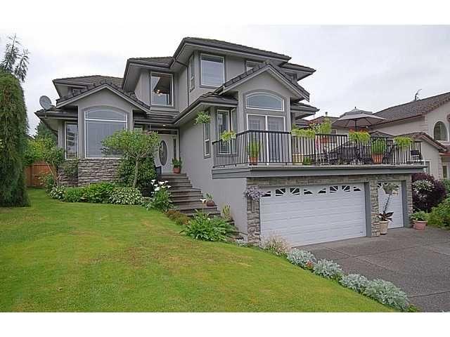 Main Photo: 20915 GOLF Lane in Maple Ridge: Southwest Maple Ridge House for sale : MLS®# V956344