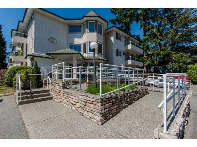 "Main Photo: 106 3063 IMMEL Street in Abbotsford: Central Abbotsford Condo for sale in ""Clayburn Ridge"" : MLS®# R2068519"