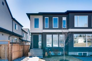 Main Photo: 4705 19 Avenue NW in Calgary: Montgomery Semi Detached for sale : MLS®# A1095954