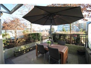 """Photo 8: 103 7178 COLLIER Street in Burnaby: Highgate Condo for sale in """"ARCADIA @ HIGHGATE VILLAGE"""" (Burnaby South)  : MLS®# V866705"""