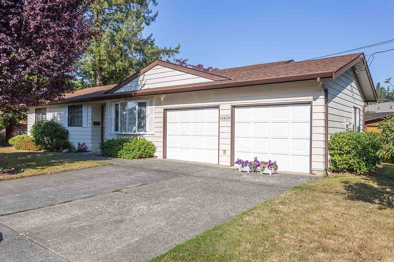 "Main Photo: 15659 ASTER Road in Surrey: King George Corridor House for sale in ""King George Cooridoor"" (South Surrey White Rock)  : MLS®# R2302599"