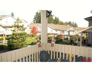 """Photo 1: 62 14959 58TH Avenue in Surrey: Sullivan Station Townhouse for sale in """"SKYLANDS"""" : MLS®# F2830855"""