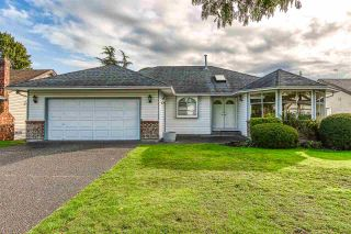 "Photo 1: 5642 SUNDALE Grove in Surrey: Cloverdale BC House for sale in ""Sunrise estates"" (Cloverdale)  : MLS®# R2411905"