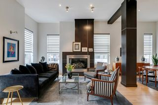 Photo 18: 100 18 Avenue SE in Calgary: Mission Row/Townhouse for sale : MLS®# A1100251