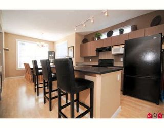 """Photo 2: 64 15075 60TH Avenue in Surrey: Sullivan Station Townhouse for sale in """"NATURE'S WALK"""" : MLS®# F2903783"""