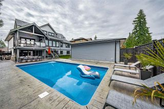Photo 35: 1143 COTTONWOOD Avenue in Coquitlam: Central Coquitlam House for sale : MLS®# R2590324