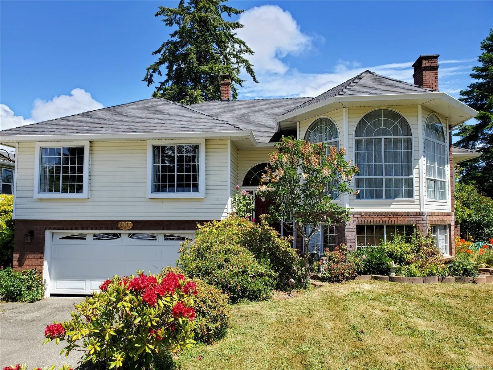 Main Photo: 2107 Amethyst Way in : Sk Broomhill House for sale (Sooke)  : MLS®# 878122