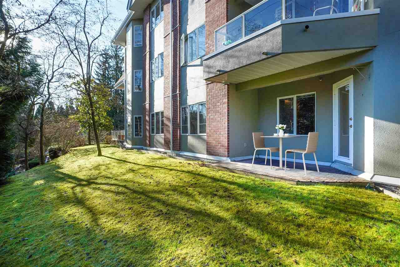 Main Photo: 115 2020 CEDAR VILLAGE Crescent in North Vancouver: Westlynn Condo for sale : MLS®# R2554774