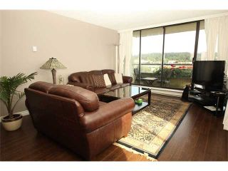 """Photo 2: 1307 3980 CARRIGAN Court in Burnaby: Government Road Condo for sale in """"DISCOVERY I"""" (Burnaby North)  : MLS®# V968039"""