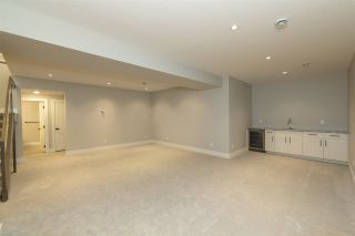 Photo 25: 4610 Knight Point in Edmonton: Zone 56 House Half Duplex for sale : MLS®# E4224095