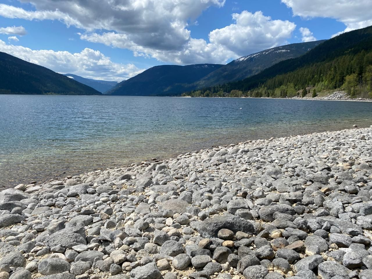 Main Photo: LOT 2 HIGHWAY 3A in Nelson: Vacant Land for sale : MLS®# 2455415