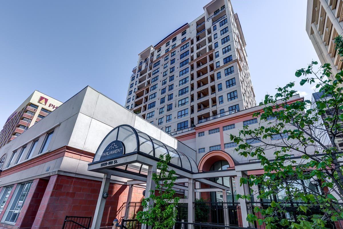 Main Photo: PH5 9939 109 Street in Edmonton: Zone 12 Condo for sale : MLS®# E4248996