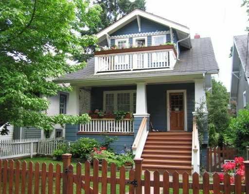 Main Photo: 3304 W 6TH AV in Vancouver: Kitsilano House for sale (Vancouver West)  : MLS®# V595883