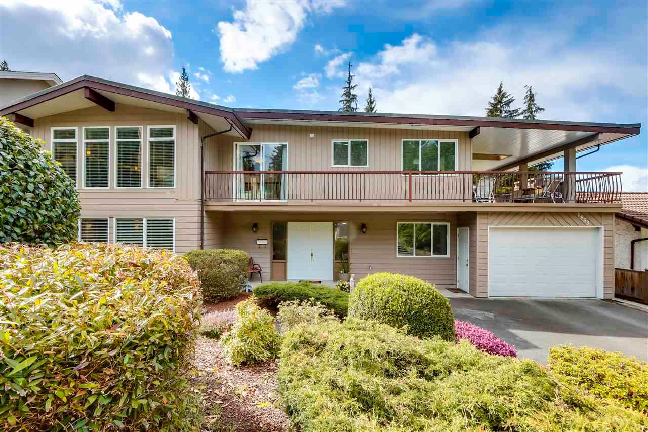 """Main Photo: 1853 HARBOUR Drive in Coquitlam: Harbour Place House for sale in """"HARBOUR PLACE"""" : MLS®# R2571949"""