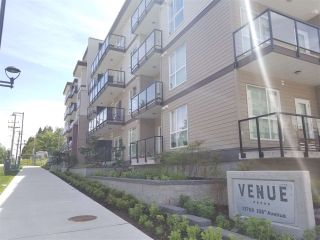 Photo 1: 312 13768 108 Ave in Surrey: Whalley Condo for sale (North Surrey)  : MLS®# R2403780