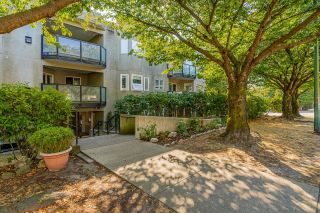 """Photo 1: 101 175 W 4TH Street in North Vancouver: Lower Lonsdale Condo for sale in """"Admiralty Court"""" : MLS®# R2606059"""