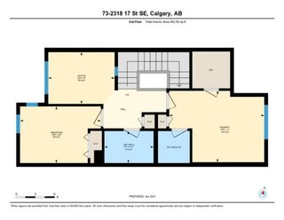 Photo 36: 73 2318 17 Street SE in Calgary: Inglewood Row/Townhouse for sale : MLS®# A1098159