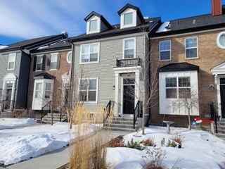Photo 1: 30 RIVER HEIGHTS Link: Cochrane Row/Townhouse for sale : MLS®# A1071070