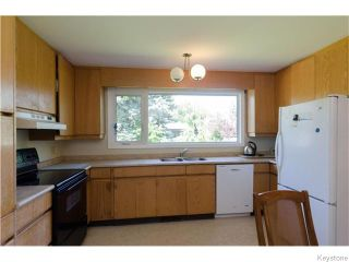 Photo 7: 7 Lancaster Boulevard in Winnipeg: Tuxedo Residential for sale (1E)  : MLS®# 1619970