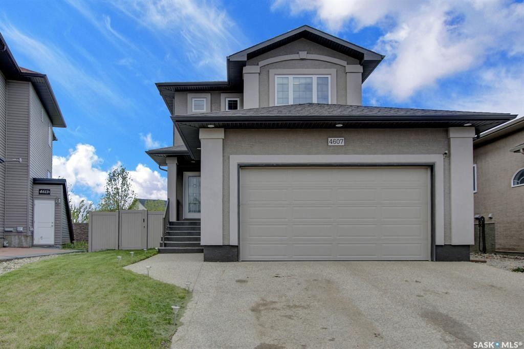 Main Photo: 4607 Hames Bay in Regina: Harbour Landing Residential for sale : MLS®# SK856587