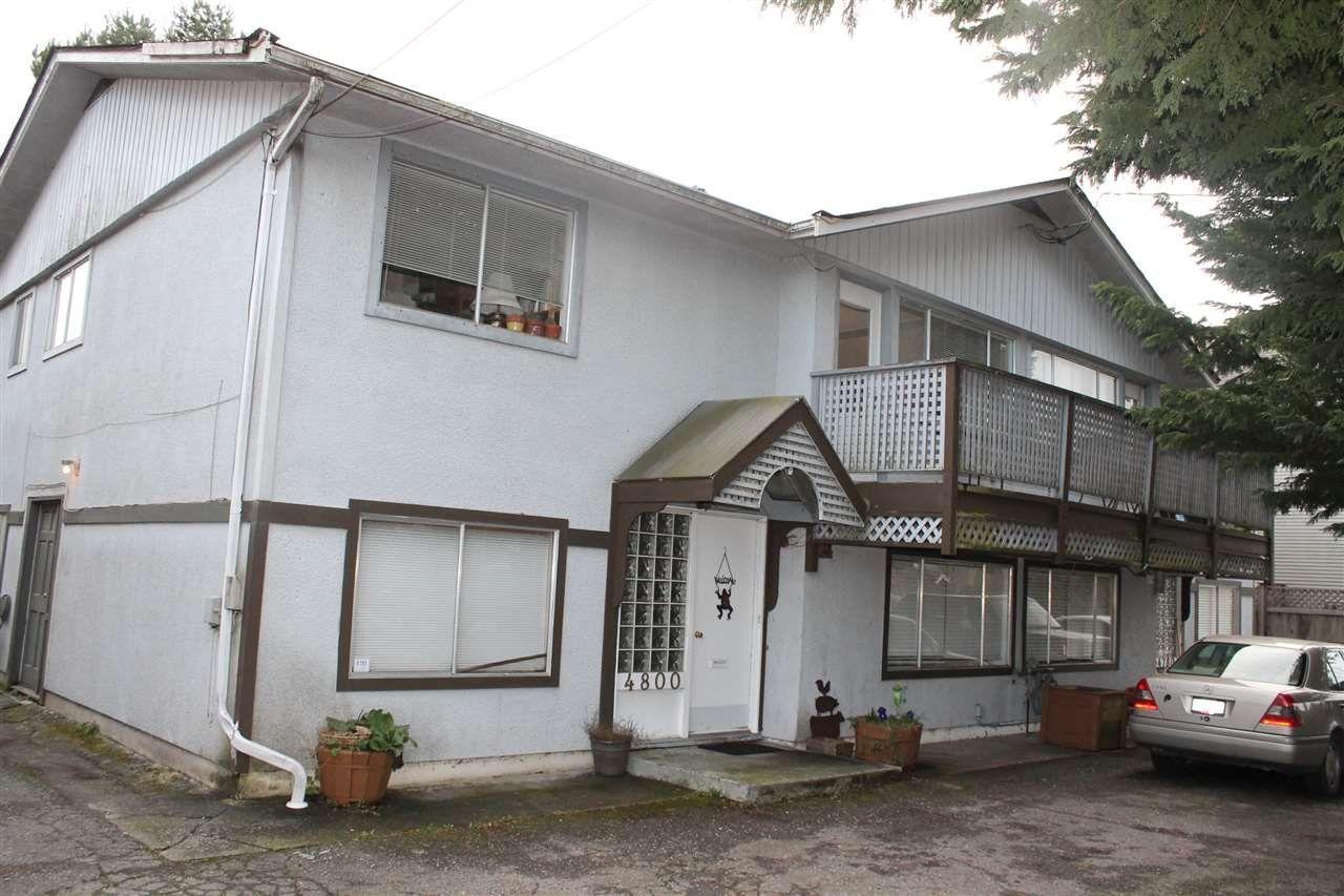 Main Photo: 4780-4800 STEVESTON HIGHWAY in : Steveston South Fourplex for sale (Richmond)  : MLS®# R2035661