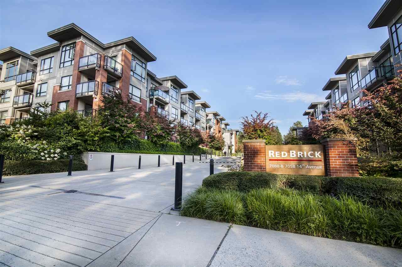 Main Photo: 406 7088 14TH AVENUE in Burnaby: Edmonds BE Condo for sale (Burnaby East)  : MLS®# R2477213