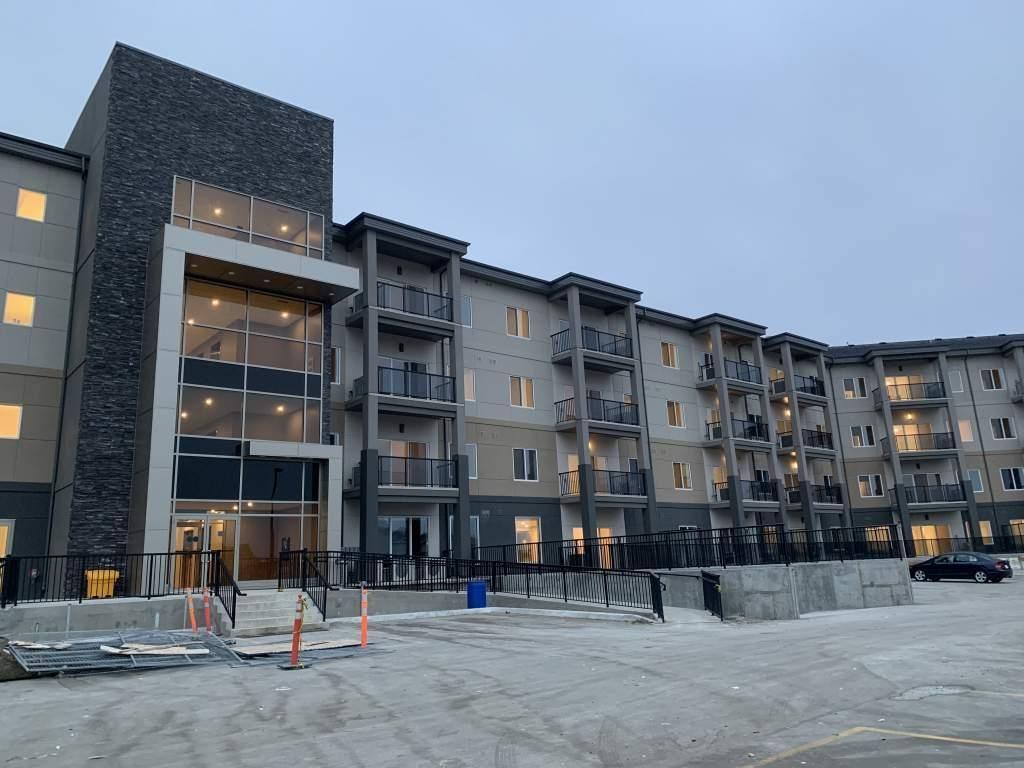 Main Photo: 102 399 Stan Bailie Drive in Winnipeg: South Pointe Rental for rent (1R)  : MLS®# 202121857